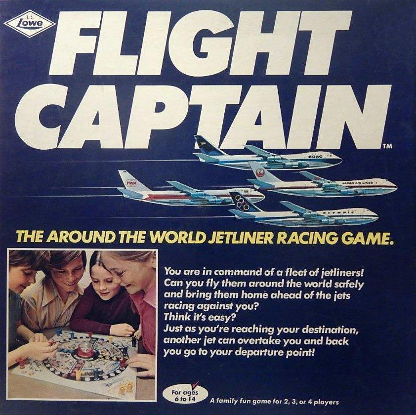 Flight Captain Airline Game