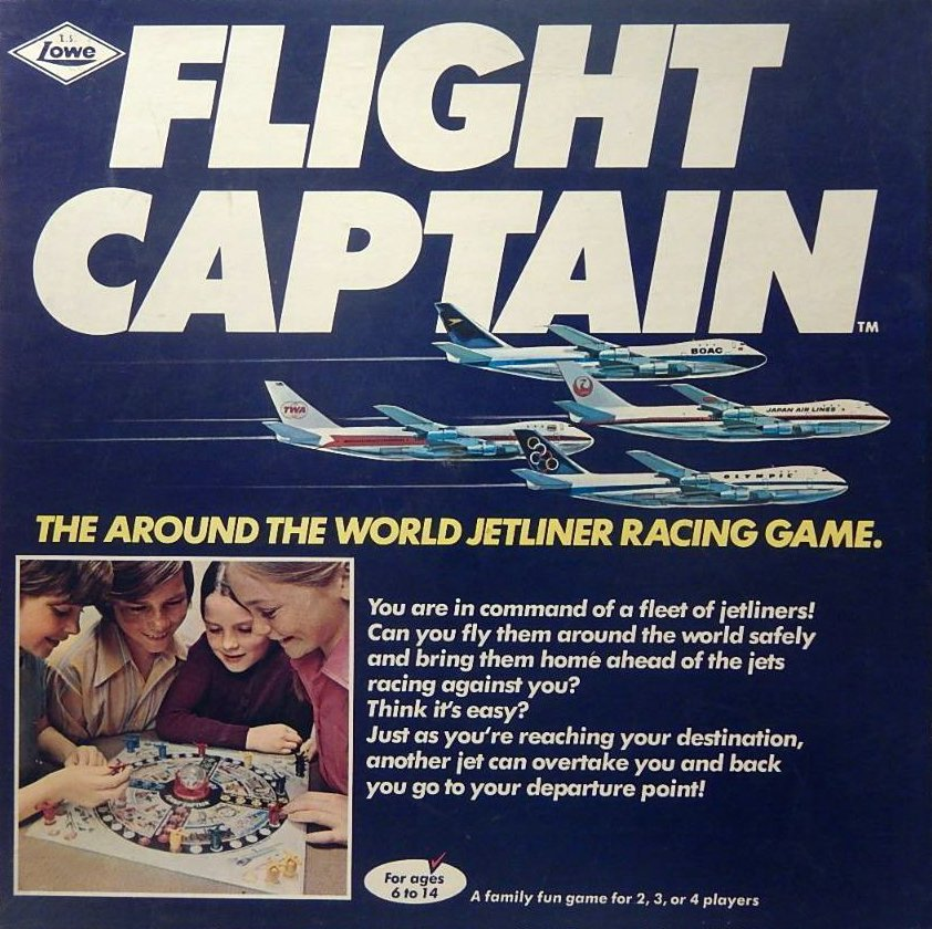Flight Captain Game