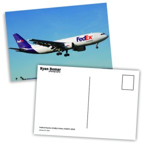 Postcards Prints for Plane Spotters