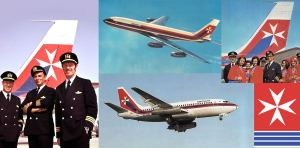 Air Malta Promotional Campaign, 1970's (+VIDEO)