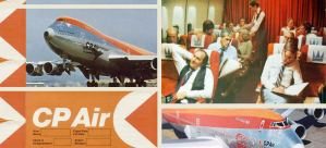 CP Air through the 1970s and 80s (+VIDEOS)