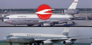 Spantax – Spanish Air Taxi Líneas Aéreas S.A. (+VIDEOS)