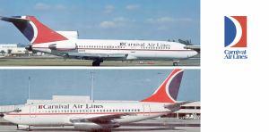 Carnival Air Lines (+VIDEOS)