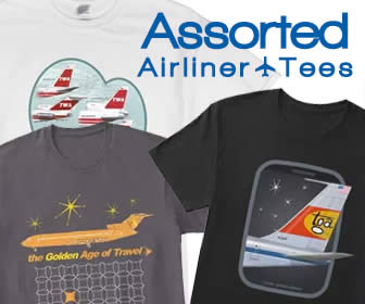 Airliner T-Shirts