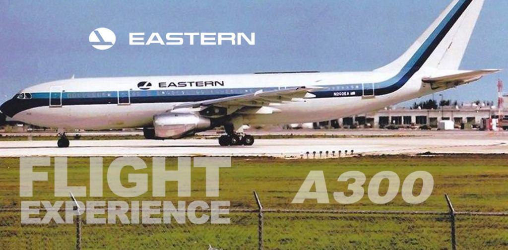 Eastern Air Lines A300 Flight