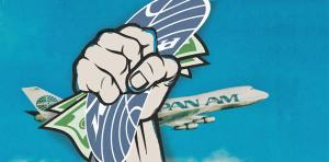 Bankrupt – Pan Am (+Short Documentary)