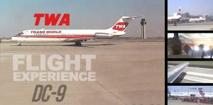 Flight Experience: TWA DC-9 Chicago to St. Louis