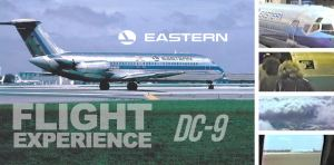 Flight Experience : Eastern DC-9 Orlando to Chicago