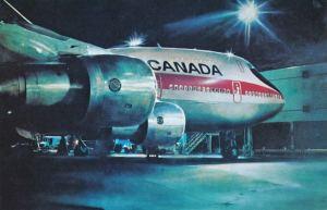 Air Canada B747-200