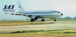 Read more about the article Scandinavian Airlines SAS Airbus A300 (+VIDEO)