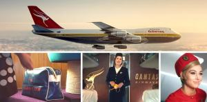 Read more about the article Qantas Historically-Themed Safety Video