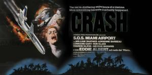 CRASH Movie (1978) w/William Shatner
