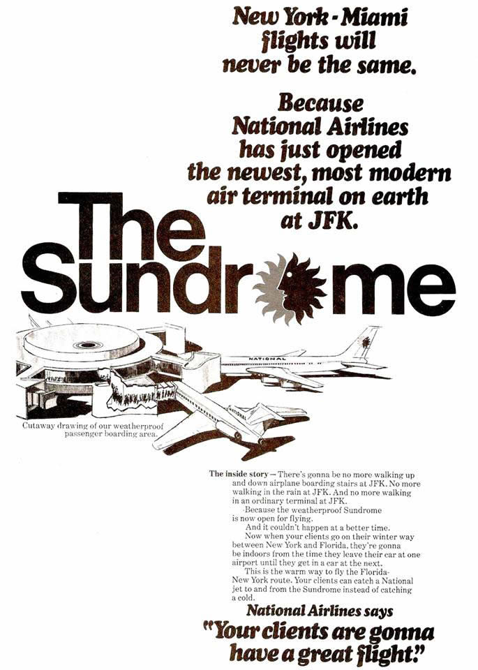 National Airlines Sundrome JFK