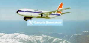 Bavaria Germanair Airlines (+VIDEO)