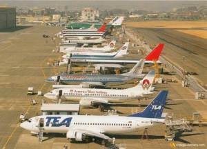 Read more about the article Clippings: Boeing Field in 1989