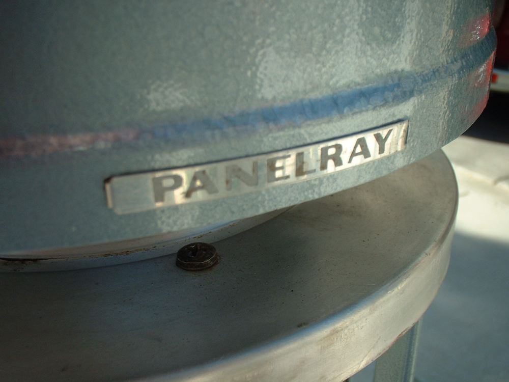 PanelRay Heaters  Vintage Airstream