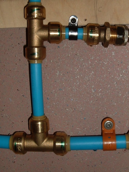 small resolution of let me tell you a story about pex i ve sweat soldered copper pipe fittings in all the houses i ve worked on but i chose to use pex this time owing to it