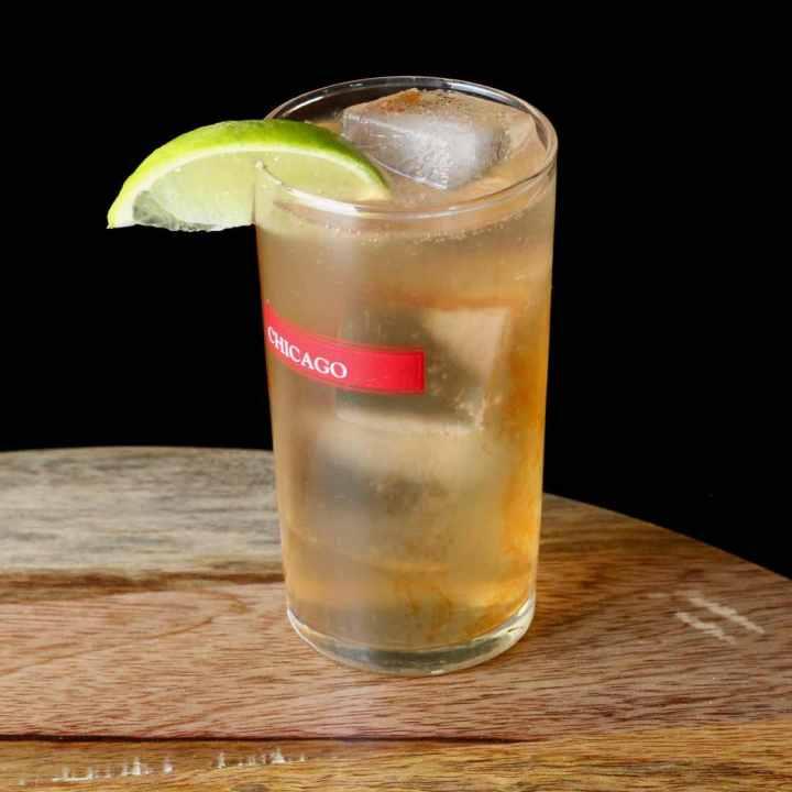 Chilcano Cocktail