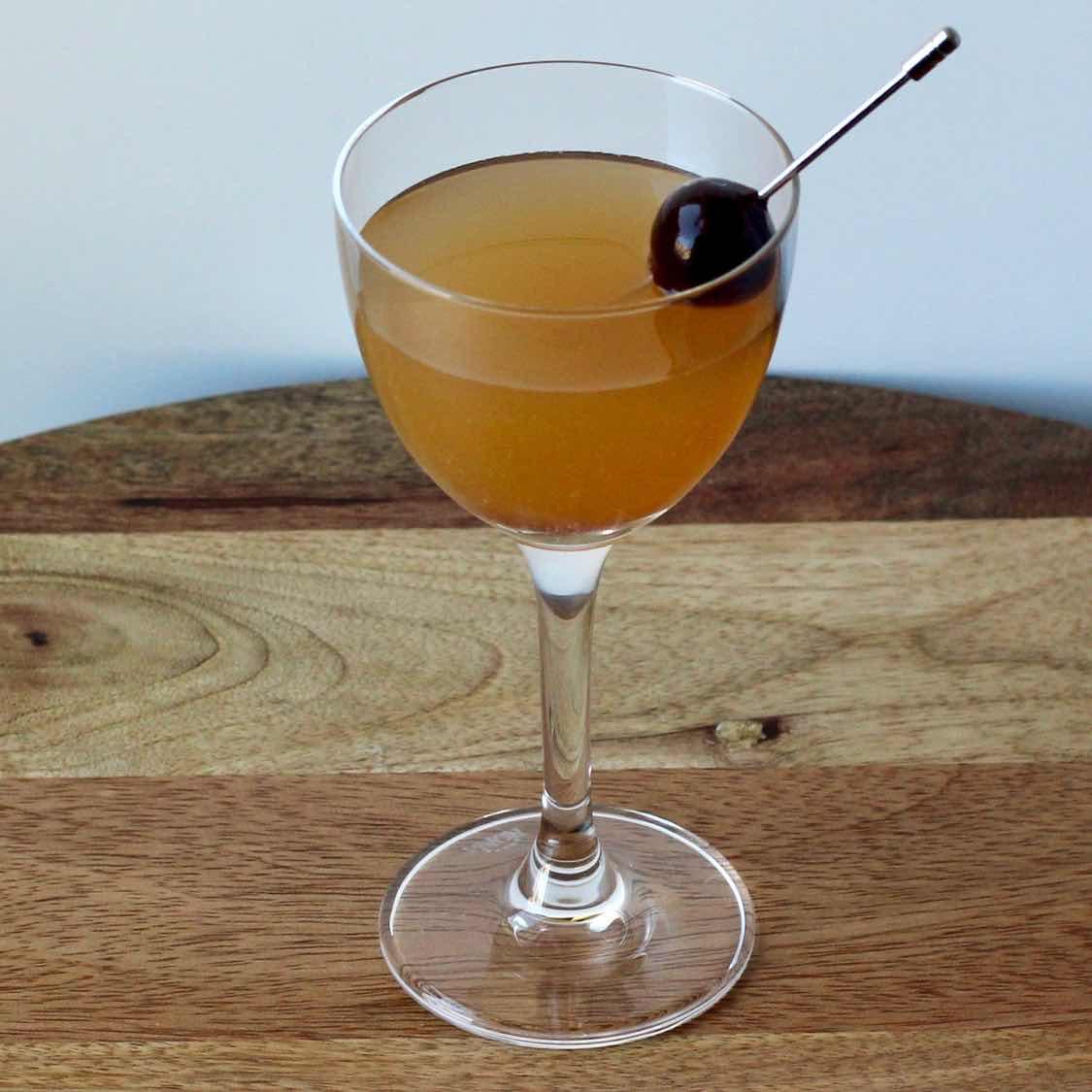 Japanese Cocktail - Original 1862 Jerry Thomas Recipe
