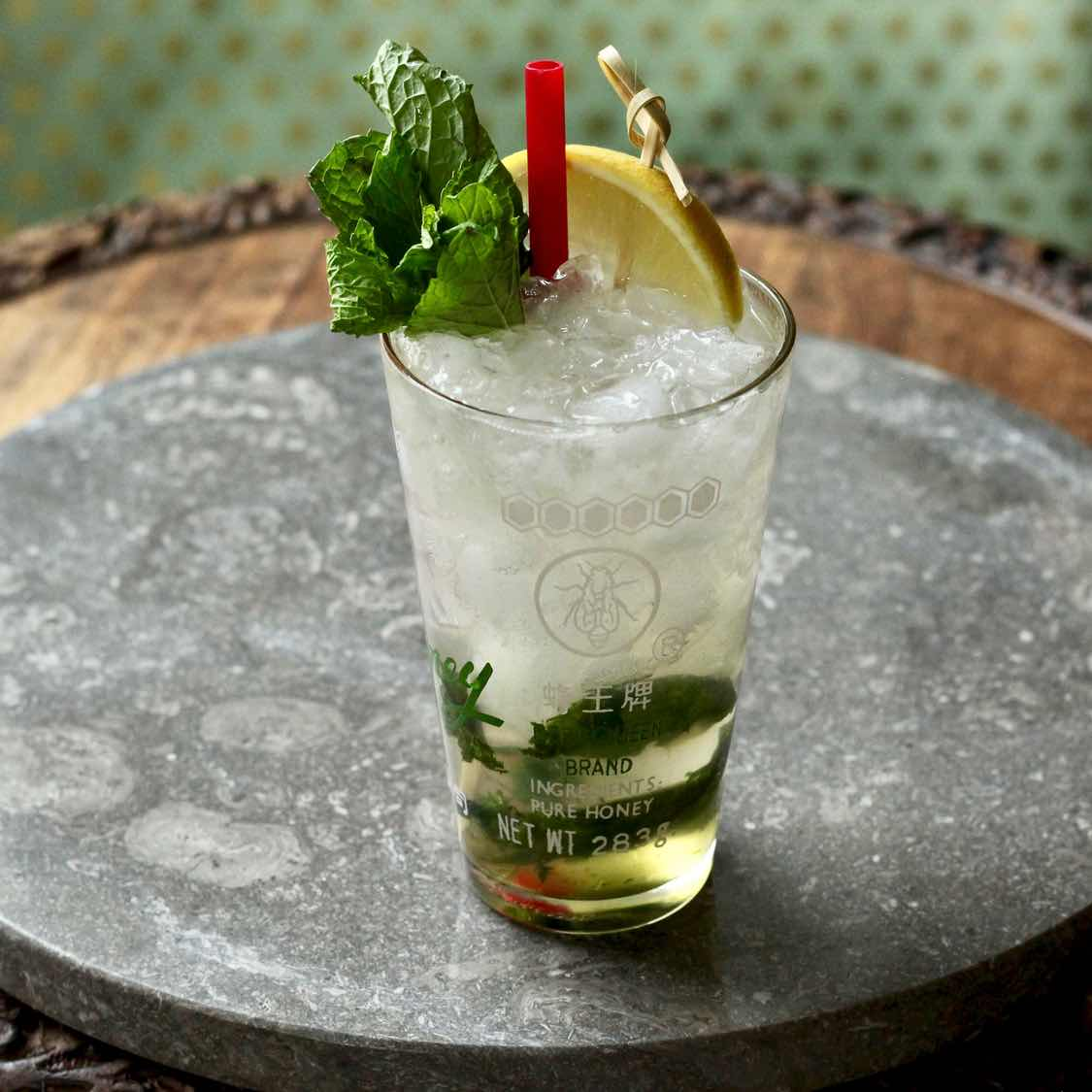 Mojito Criollo No.2 - Classic 1935 Cuban Bar La Florida Recipe