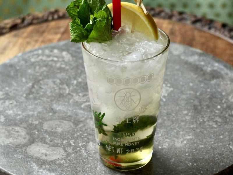 Mojito Criollo No.2 Cocktail