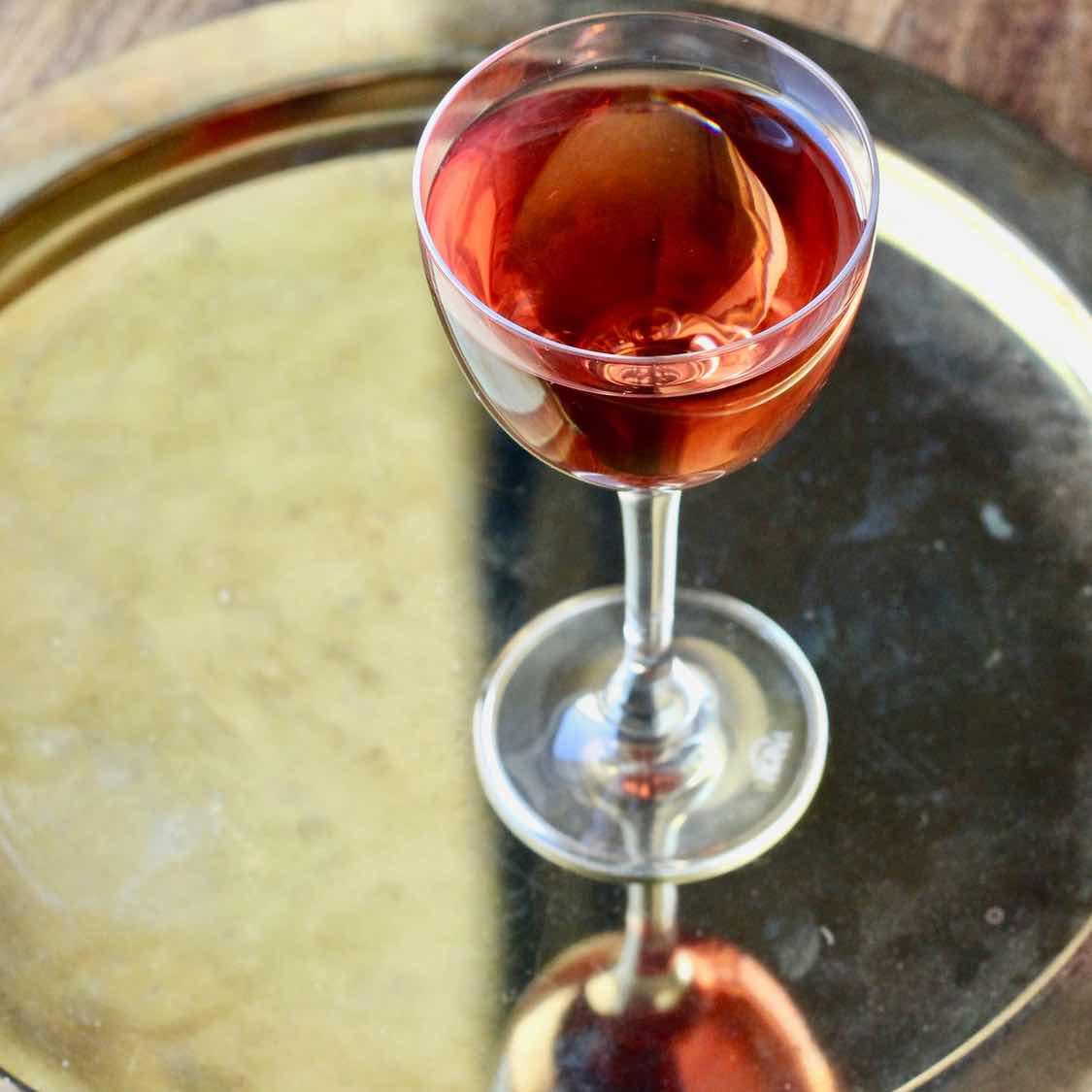Rose Cocktail - English Version