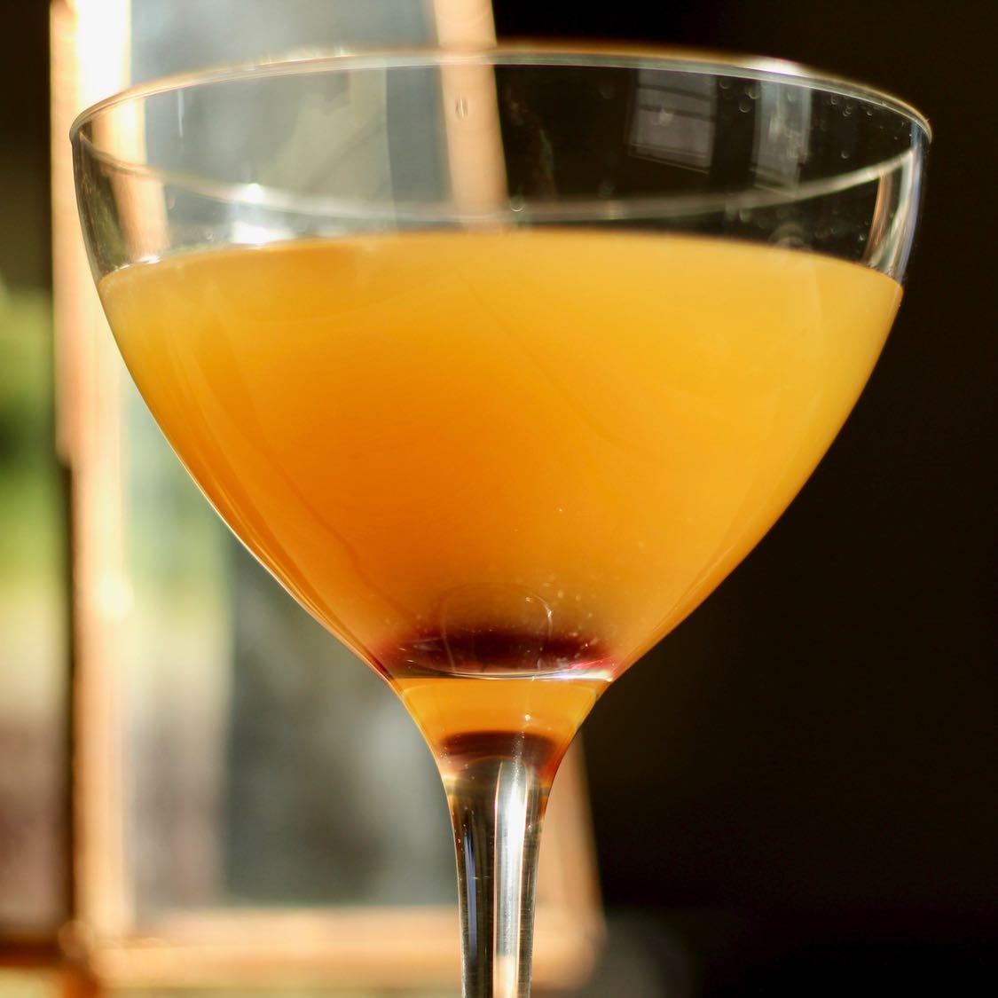 Satan's Whiskers Cocktail - Original 1934 Harry Craddock Recipe