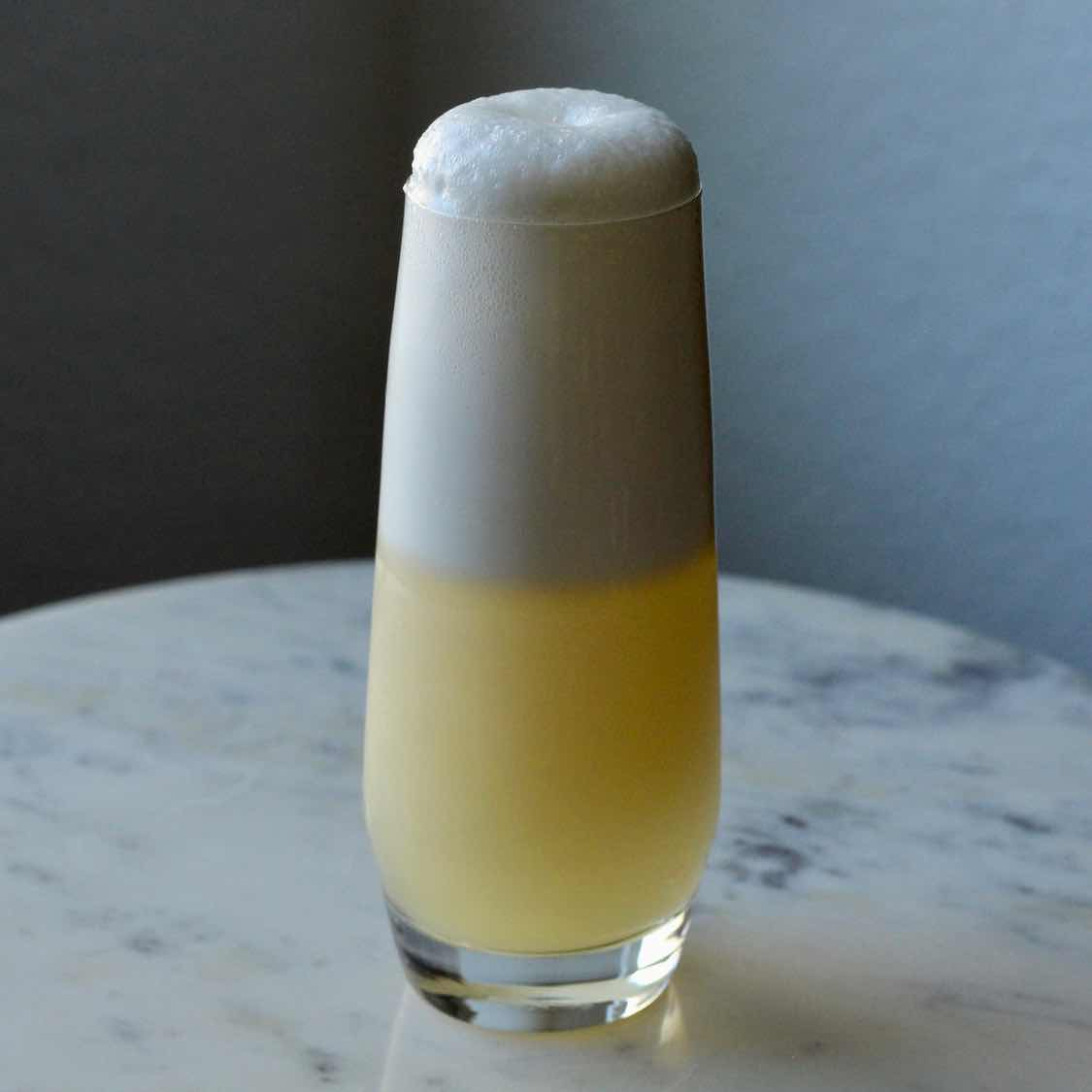 Whiskey Fizz - A More Luxurious and Velvety Whiskey Sour