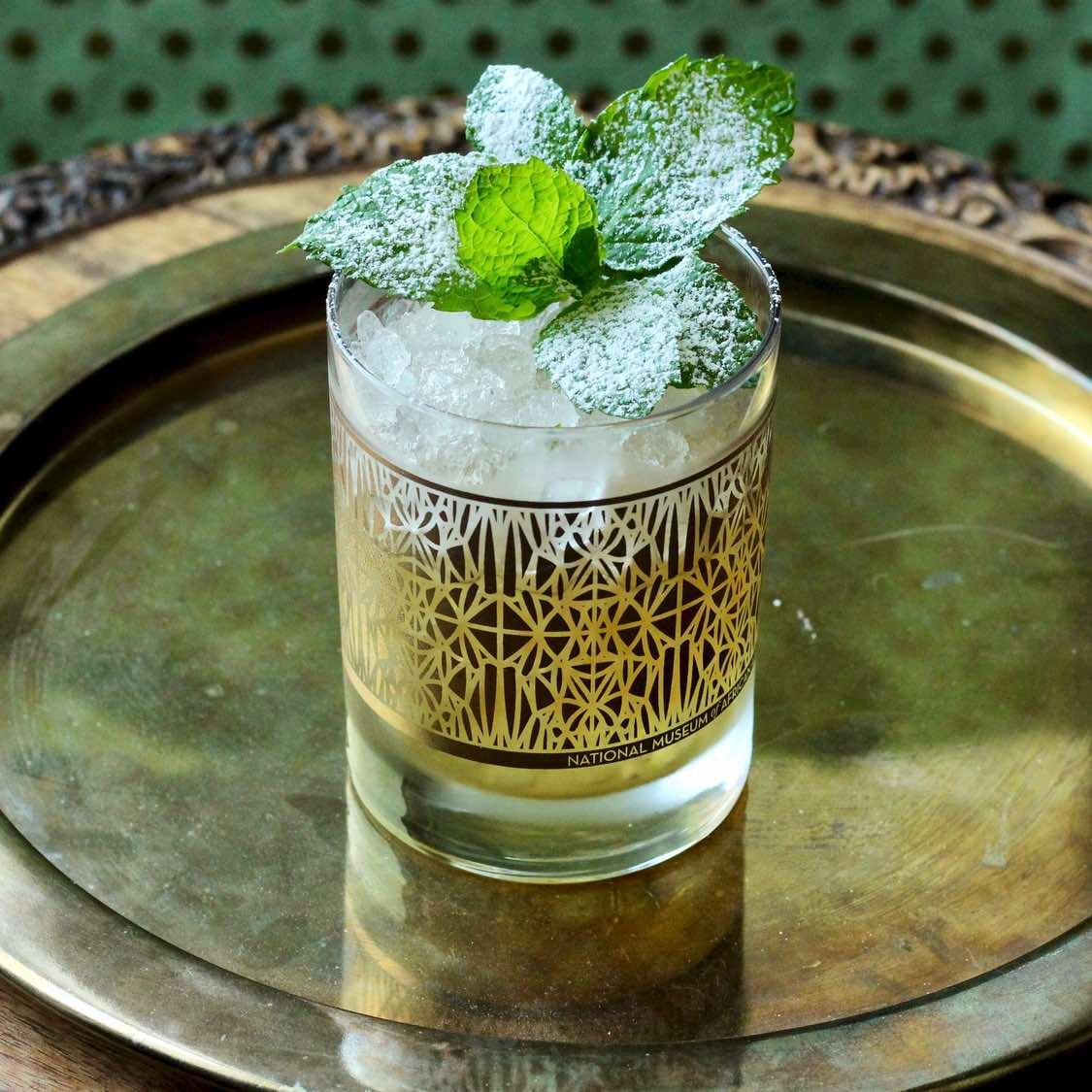 Whiskey Julep | Classic 1862 Jerry Thomas Recipe