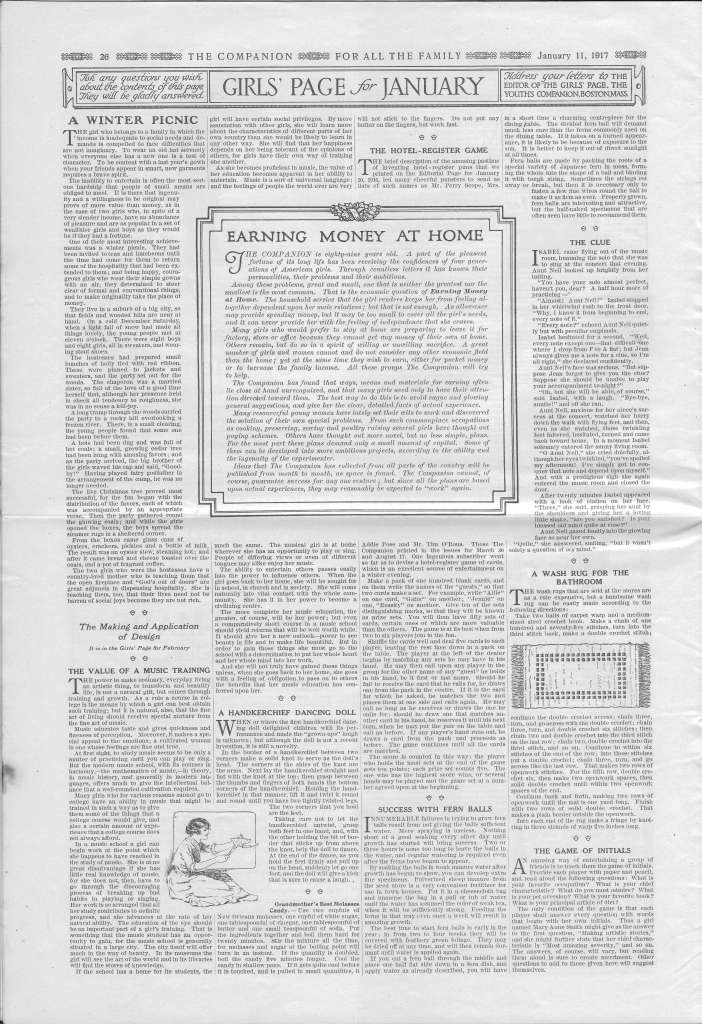 The Youth's Companion - January 11, 1917 - Page 26