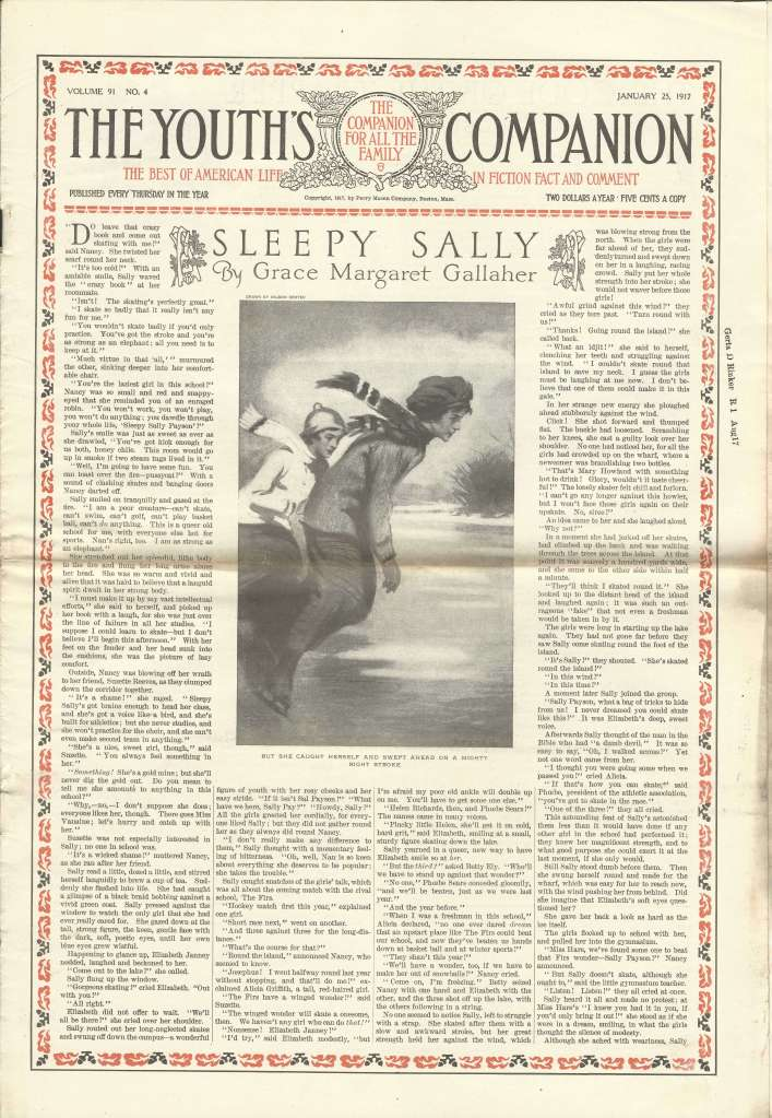 The Youth's Companion - January 25, 1917 - Page 41