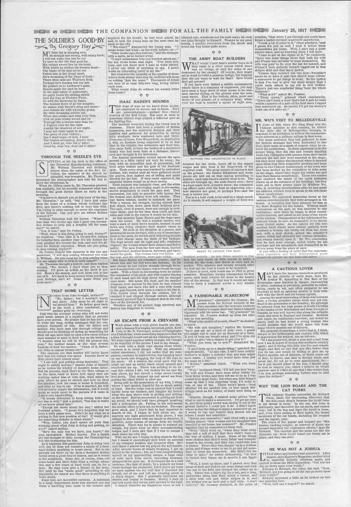 The Youth's Companion - January 25, 1917 - Page 48