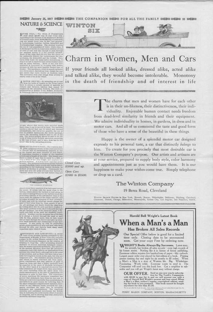 The Youth's Companion - January 25, 1917 - Page 55