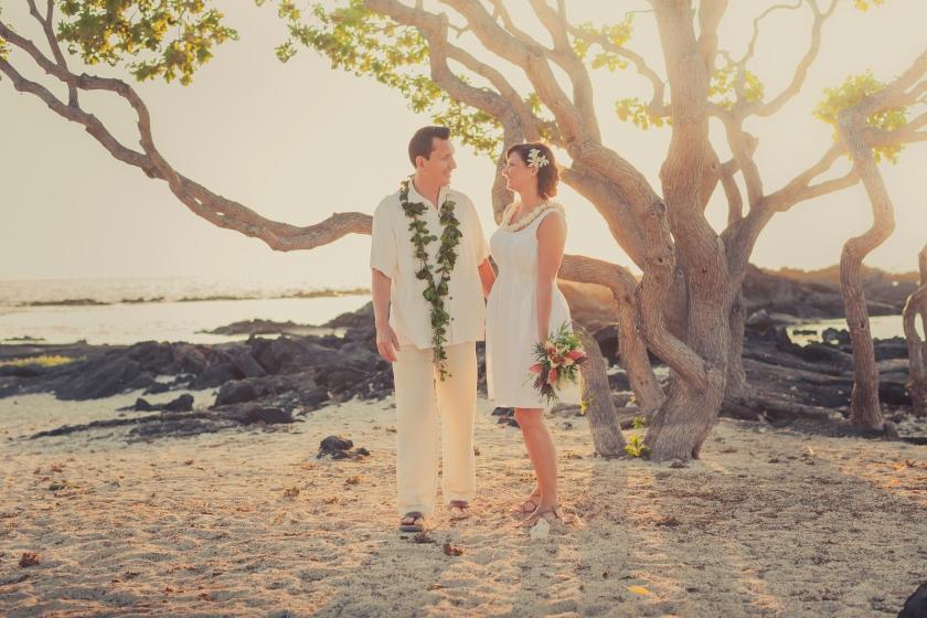 Beach Wedding Kauai