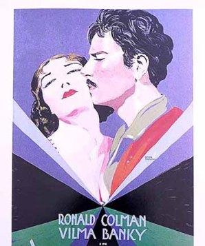 The NIGHT of LOVE Ronald Colman BUY: http://tinyurl.com/l2sxlm8
