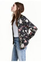 H&M Satin jacket