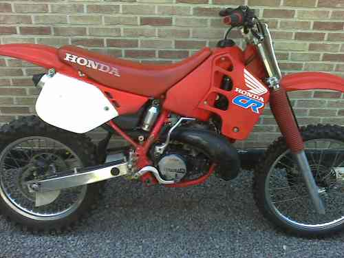 small resolution of  710 for sale good original condition cr250 1988