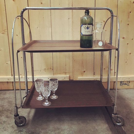 Serveerwagen | Vintage Brabant