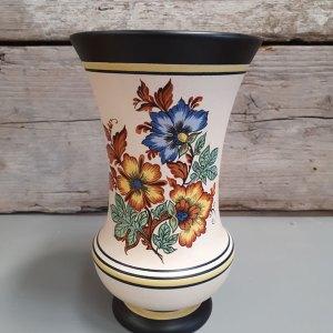 Modica Gouda Plateel Vaas | Vintage Brabant