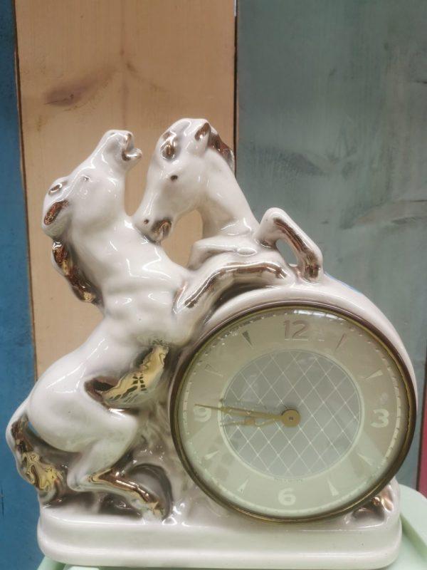 Paarden klok   Vintage Brabant