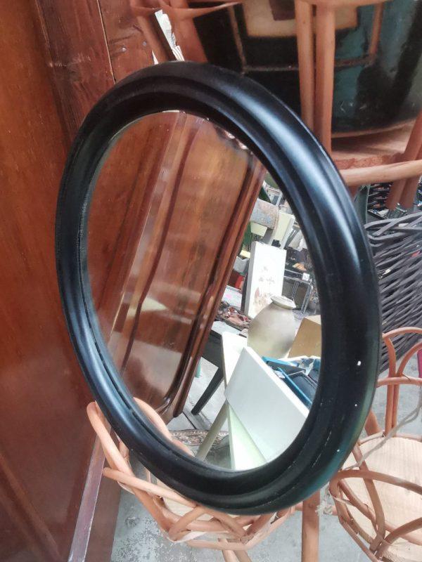 Rond spiegeltje | Vintage brabant