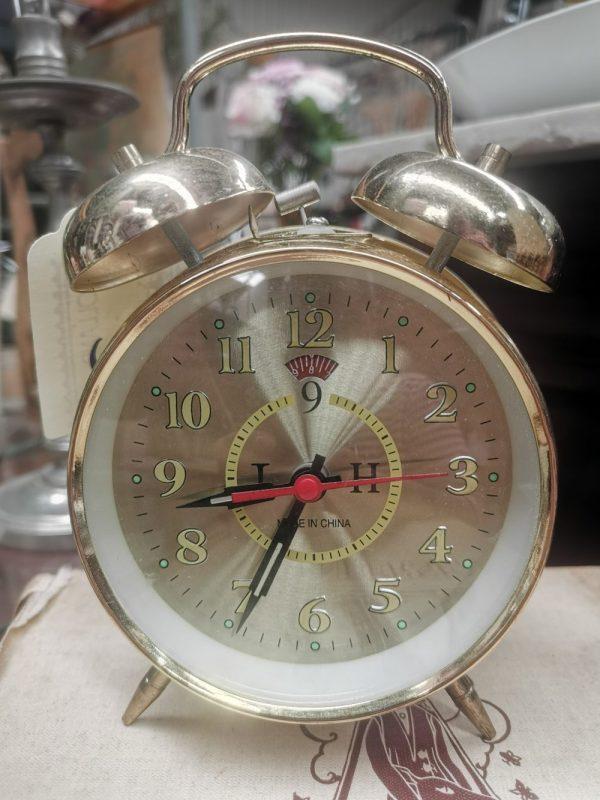 Gouden klokje | Vintage brabant