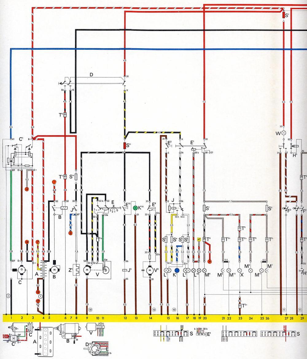 medium resolution of 73 super beetle voltage regulator shoptalkforums com rh shoptalkforums com kohler voltage regulator wiring diagram dodge