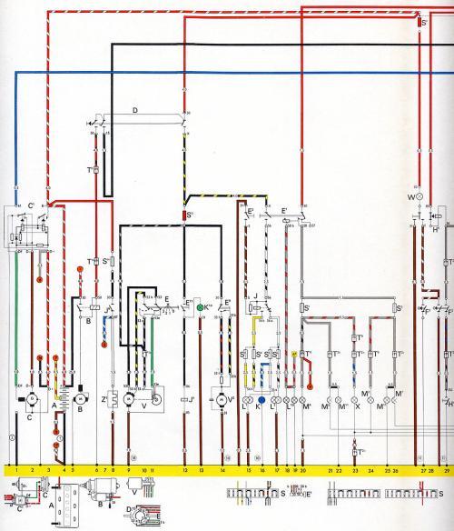 small resolution of 73 super beetle voltage regulator shoptalkforums com rh shoptalkforums com kohler voltage regulator wiring diagram dodge