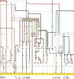 1973 vw super beetle wiring diagram 1973 super beetle fuse box diagram 1973 super beetle wiring [ 1265 x 1424 Pixel ]