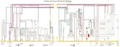 small resolution of baywindow fusebox layout 1976 vw fuse diagram