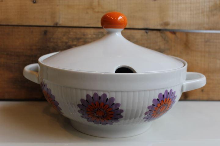 soupière porcelaine vintage BAVARIA