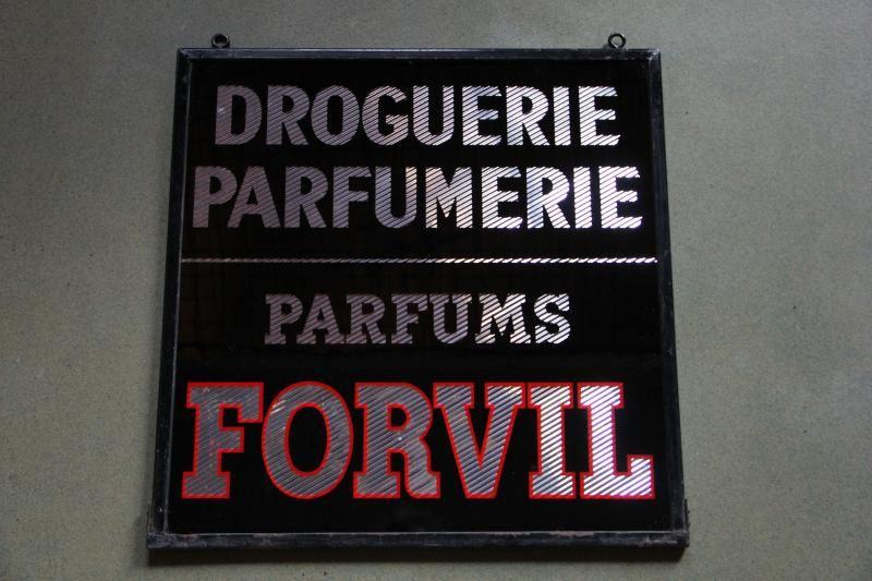 Ancienne ancienne parfum Forvil vintage