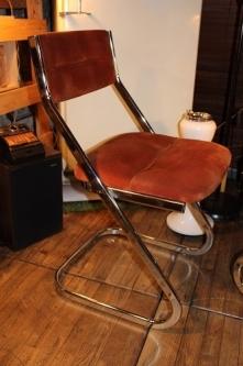 6 chaises d'inspiration Marcel Breuer