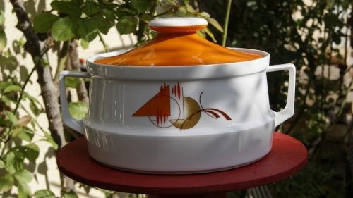 Soupière en porcelaine BAVARIA